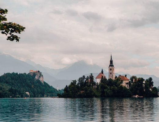 A picture-perfect lake, Lake Bled - Slovenia