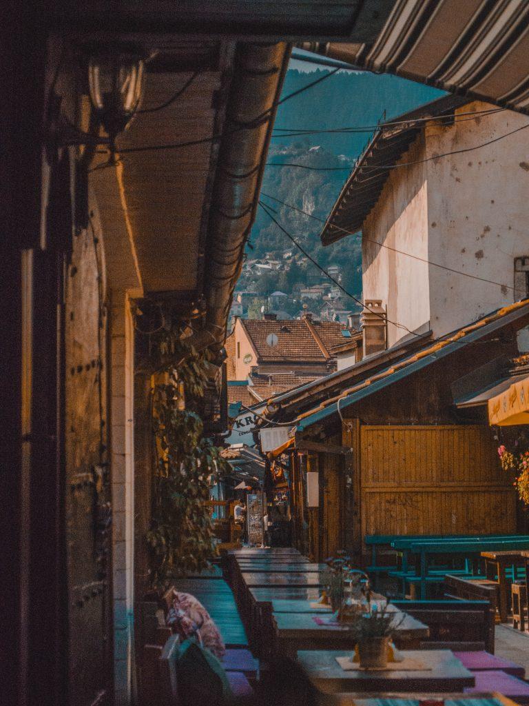 Sarajevo Barhana
