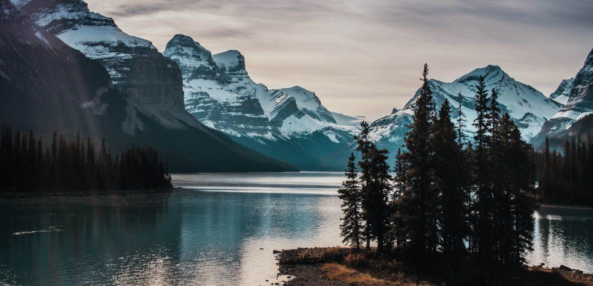 Spirit Island, Malign Lake, Canada