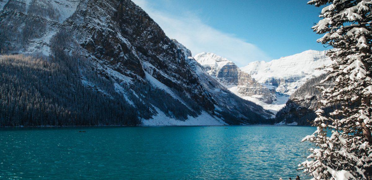 Louise Lake, Canada