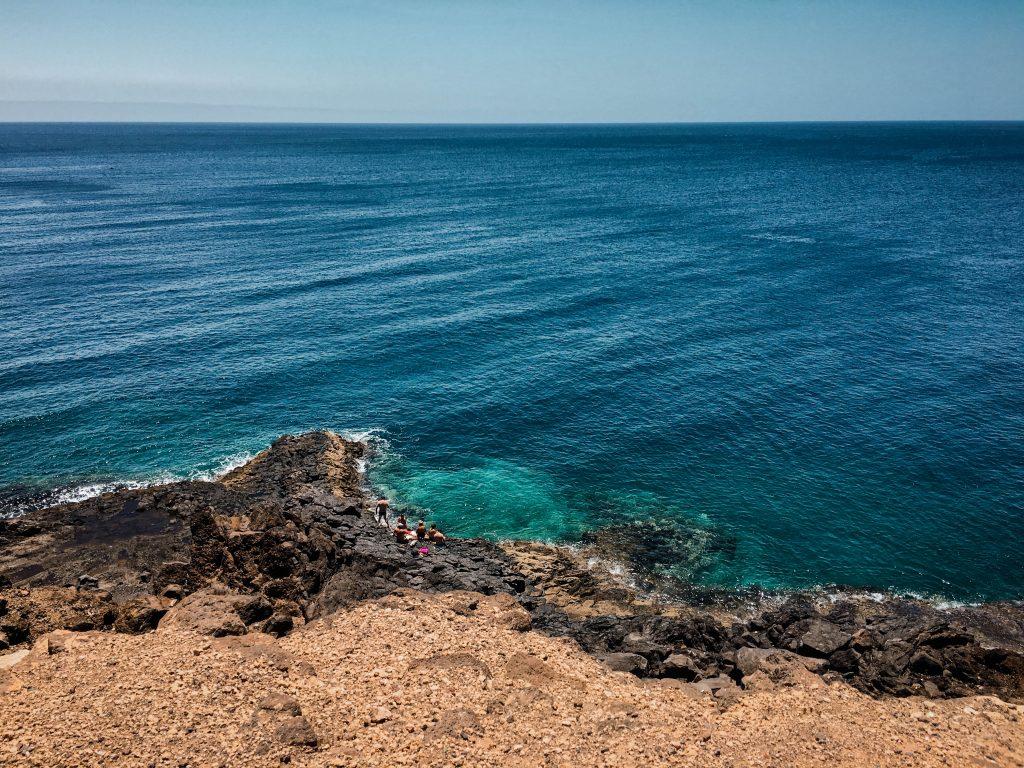 Sea views in Lanzarote