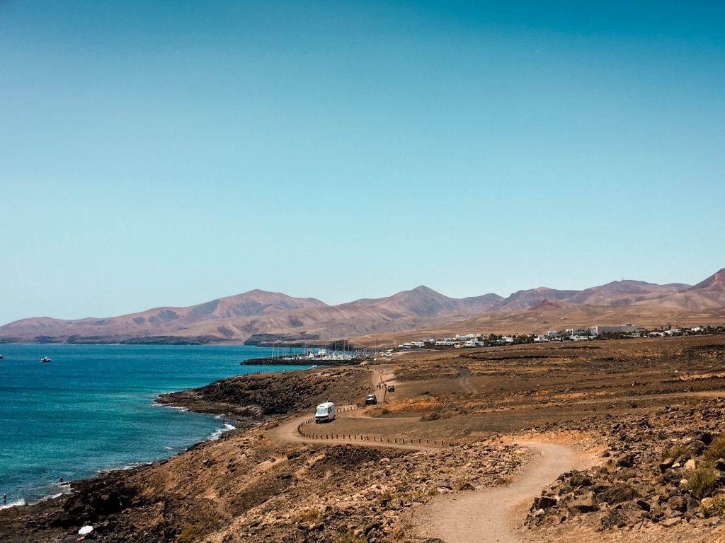 View on Puerto Calero - Lanzarote