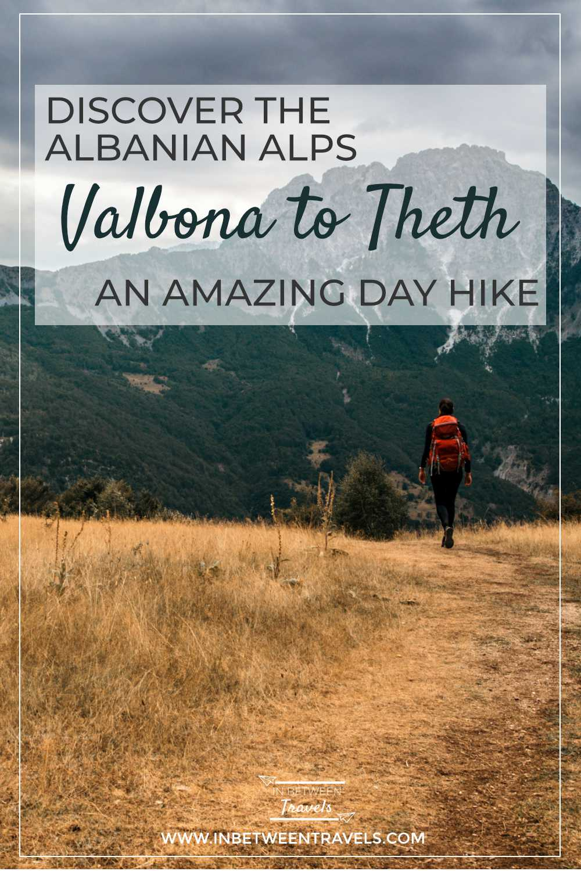 Valbona to Theth Day Hike