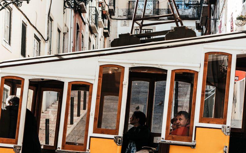 Elevator Bica, Lisbon