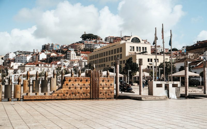 Square in Mouraria, Lisbon