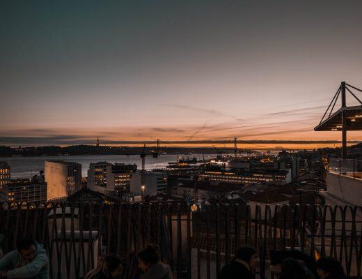 Viewpoint Santa Catarina, Lisbon