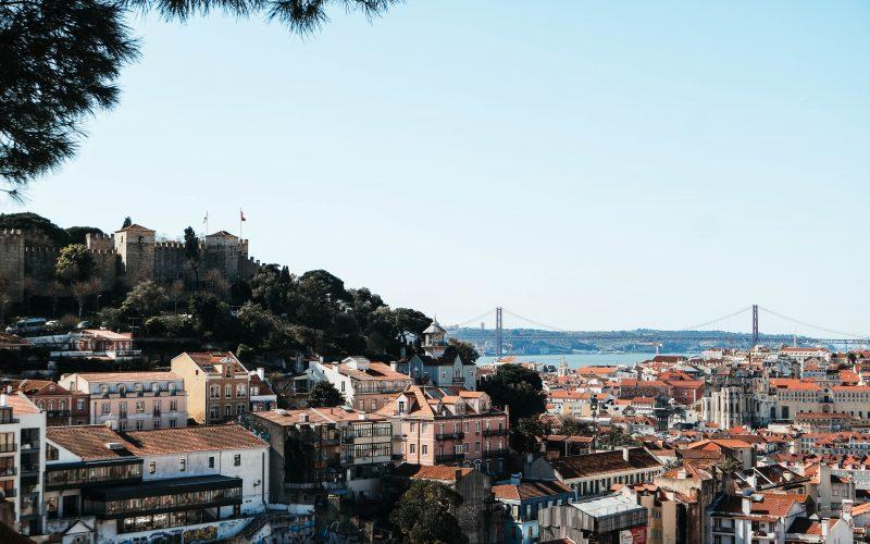 Miradouro da Graca, Viewpoint in Lisbon