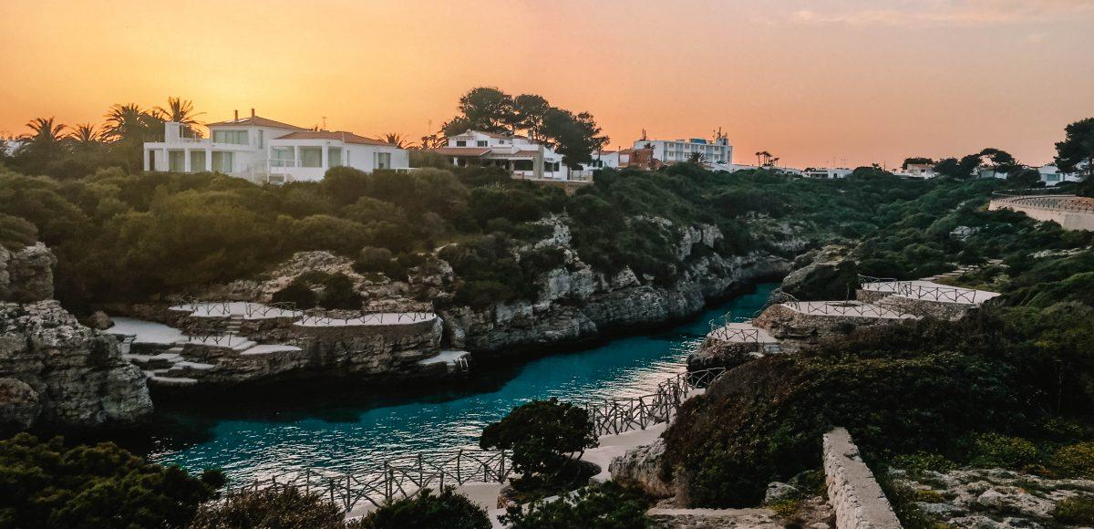 Cala en Blanes, Menorca, Balearics, Spain