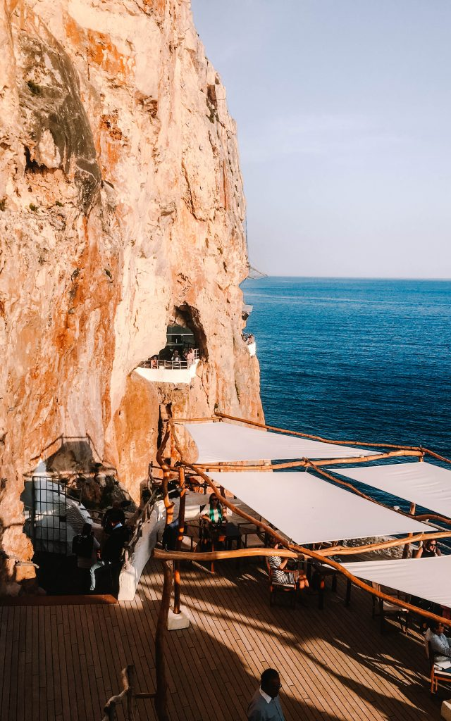 Cava d'en Xoroi, Cavebar, Menorca, Balearics, Spain