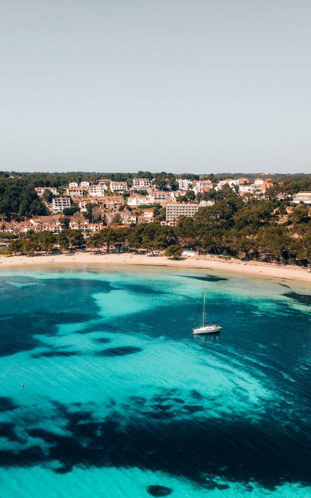 Cala Galdana Viewpoint, Menorca, Spain