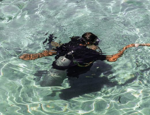Diving at the Togean Islands Sulawesi