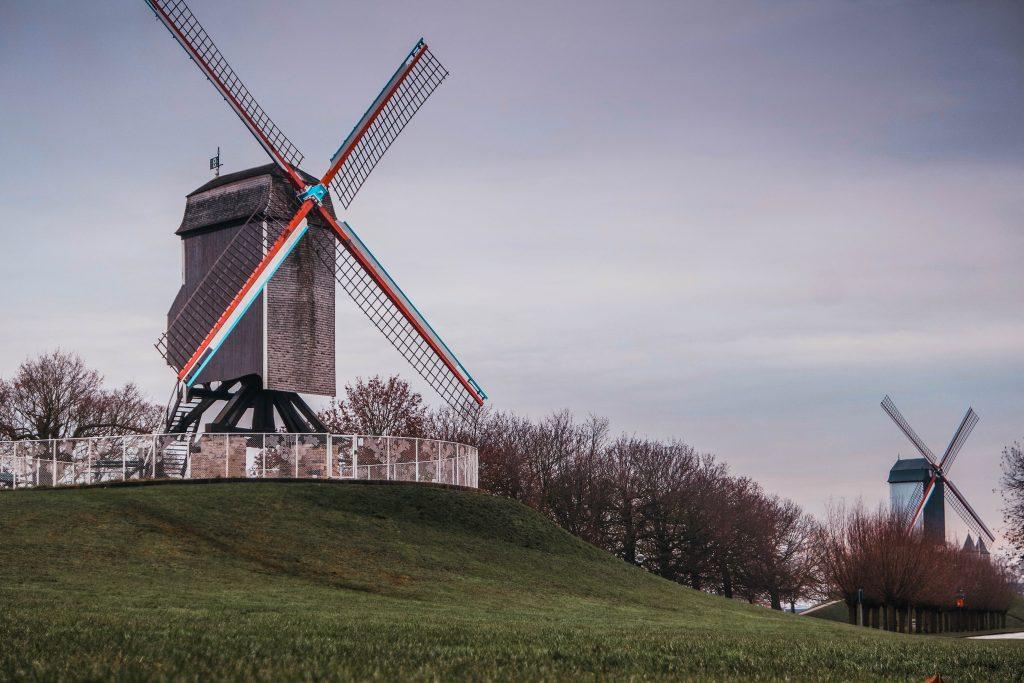 Sint-Janshuis Molen, Bruges