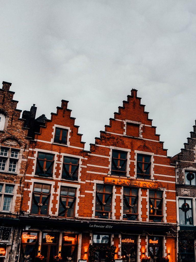 Bruges City Guide, Belgium, Market Square