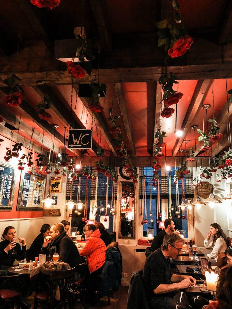 Cafe Rose Red, Bruges