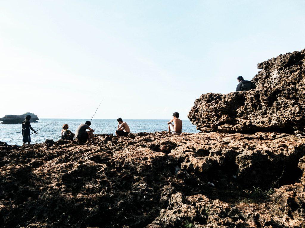 Sempu Island, Indonesia