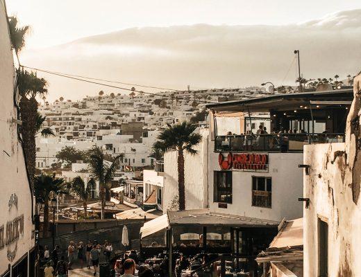 Puerto Del Carmen, Lanzarote
