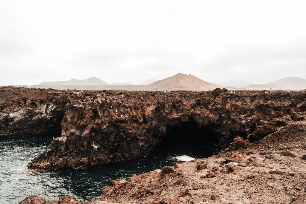 Los Hervideros, Lanzarote