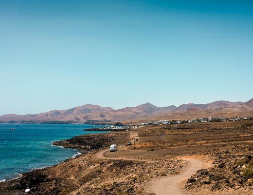 Puerto del Carmen - Puerto Calero, Lanzarote