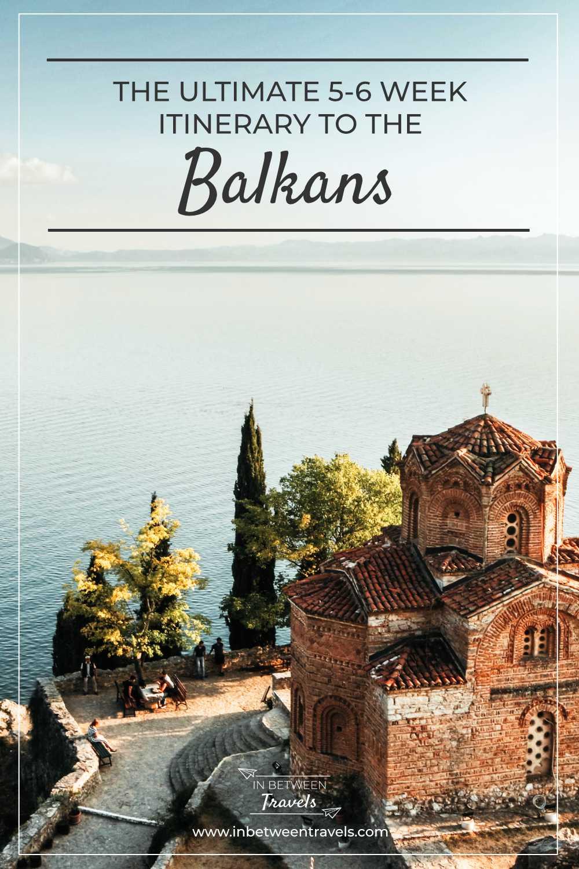 Balkan Itinerary