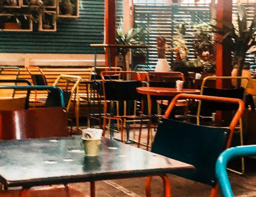 Bar Radio Cafe, Tirana, Albania