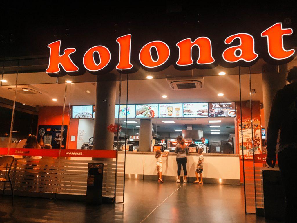 Kolonat, 5 reasons to visit Tirana, Albania