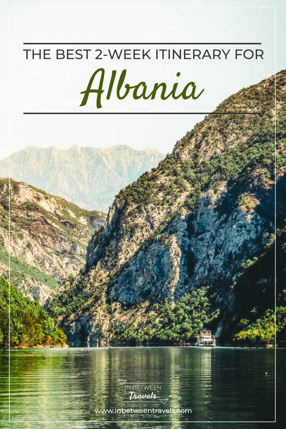 Albania Travel Itinerary
