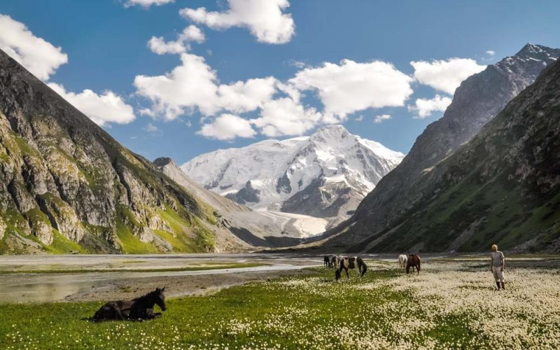 Travel bucket list: Kyrgyzstan