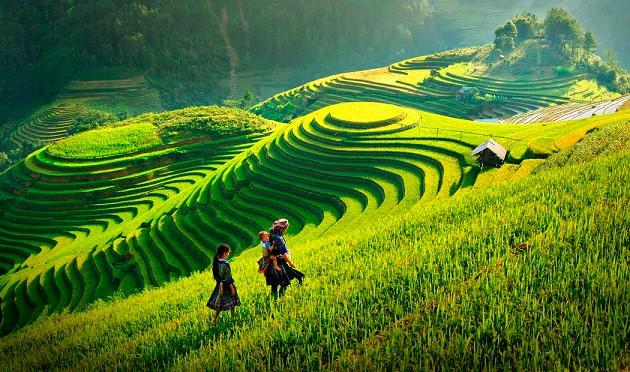 My travel bucket list: Vietnam
