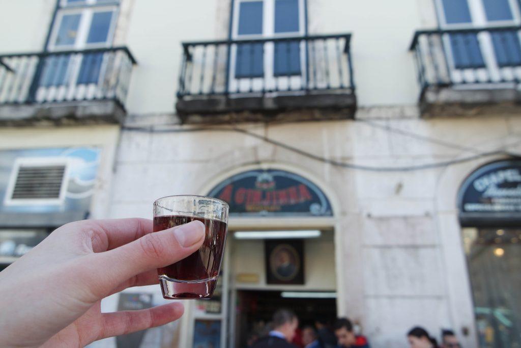 A Ginjinha, Lisbon