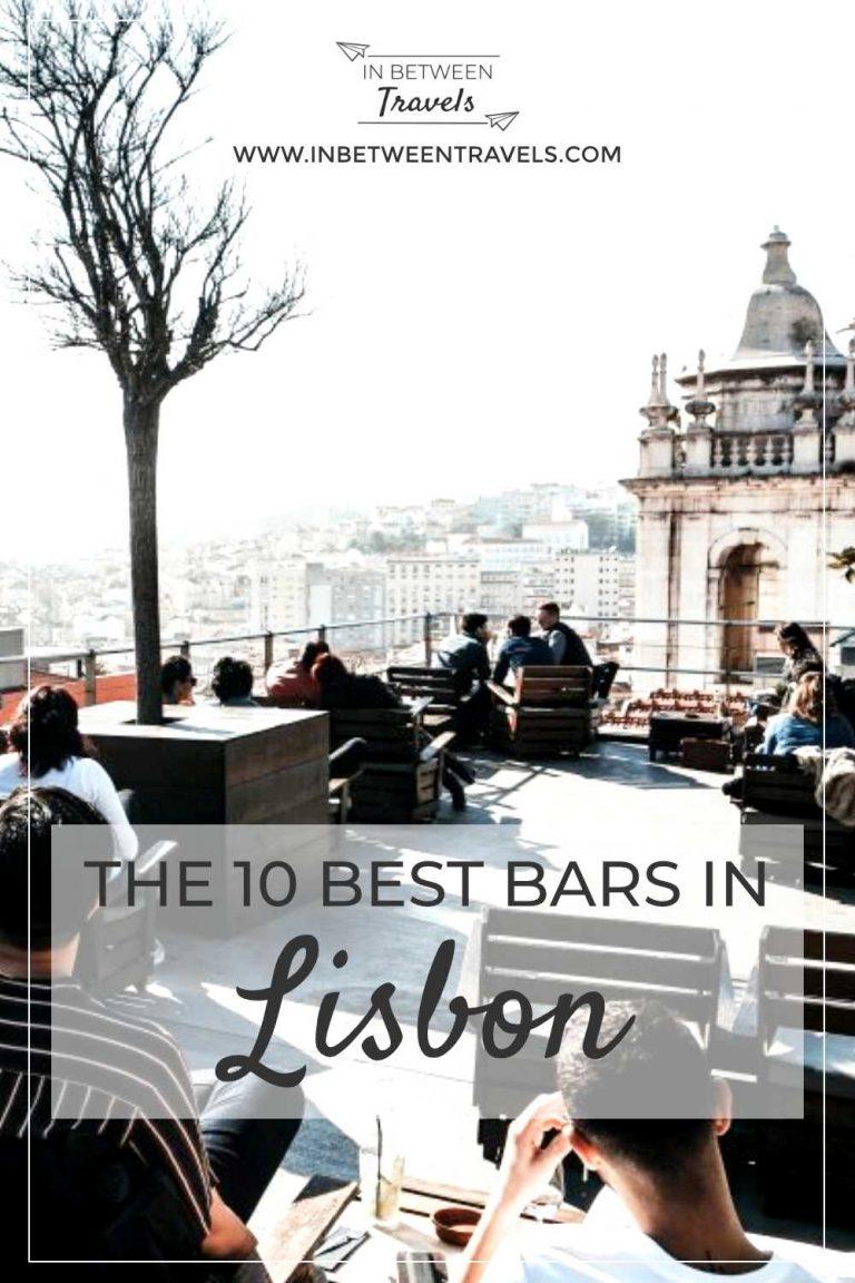 Best Lisbon Bars