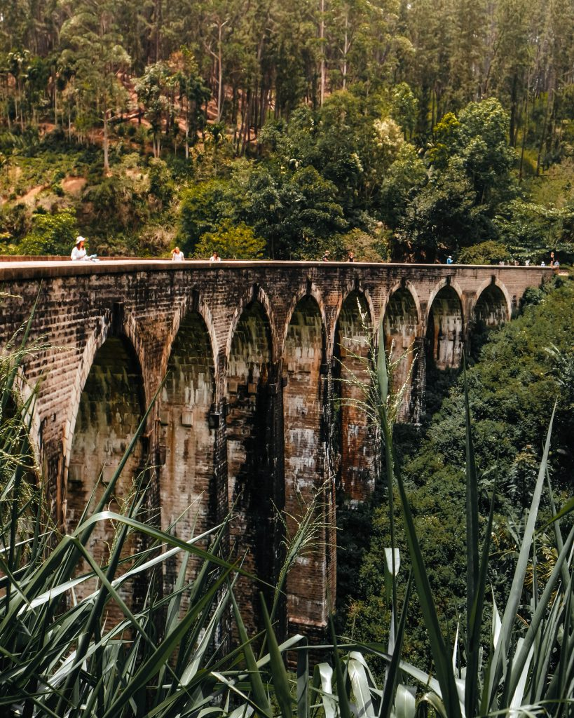 Nine Arch Bridge, Sri Lanka