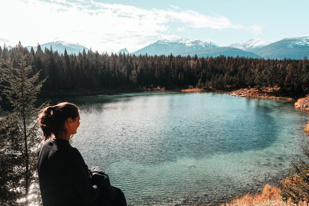 Valley of the Five Lakes, Hikes inJasper, Canada