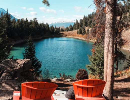 Valley of the Five Lakes, Hikes in Jasper, Canada
