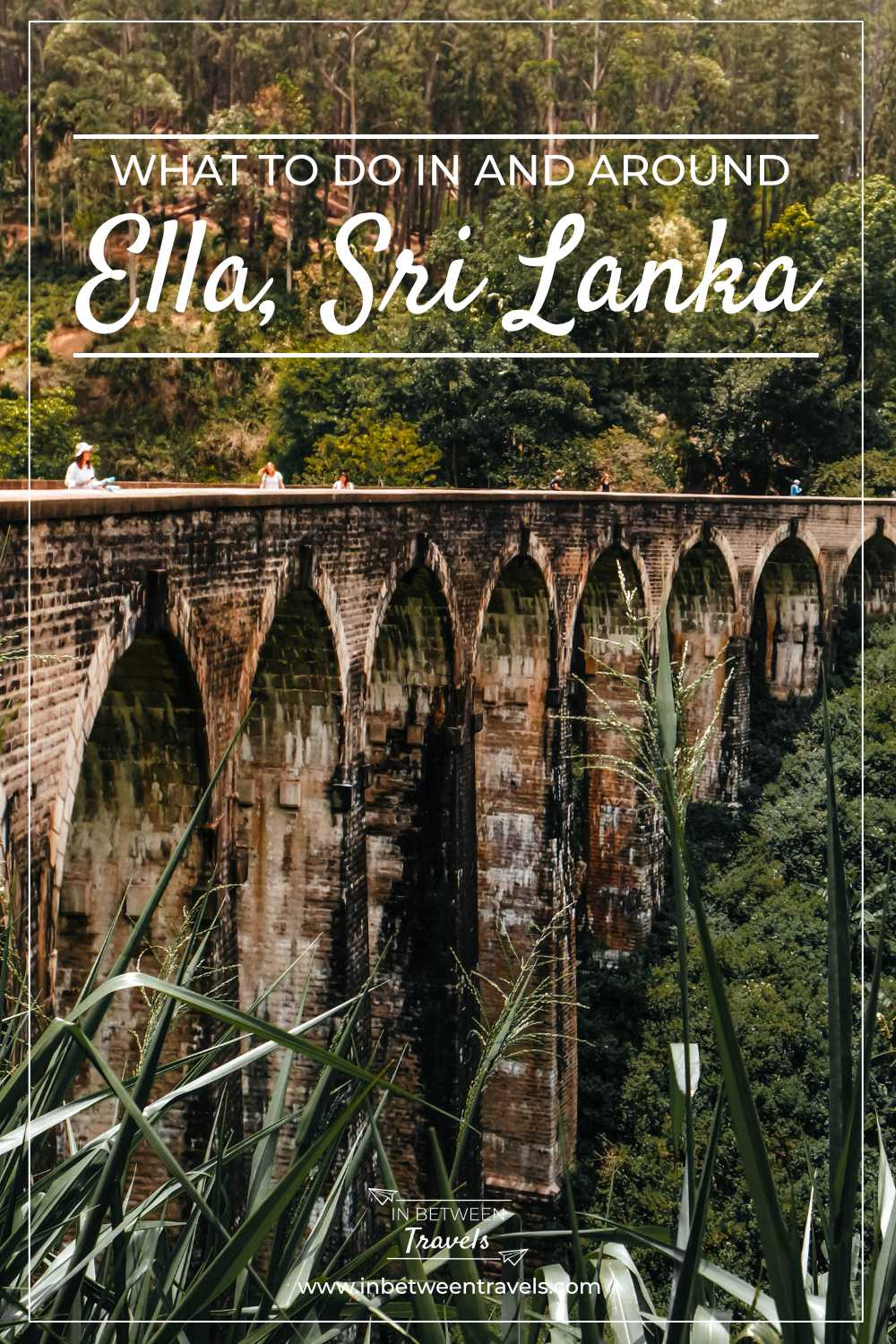 What to do in and around Ella, Sri Lanka