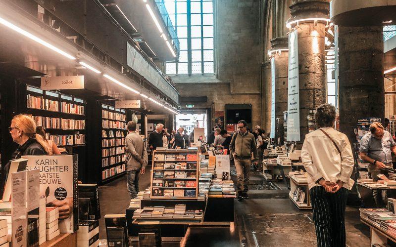 Bookchurch, Dominicianenkerk, Maastricht
