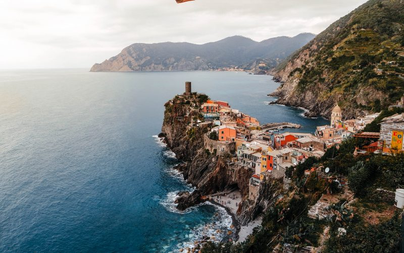 Views on Vernazza