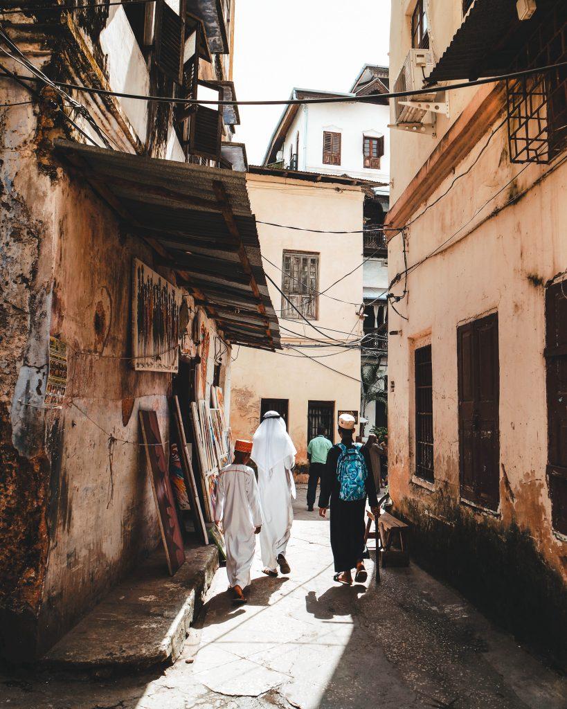 Little alleys in Stonetown