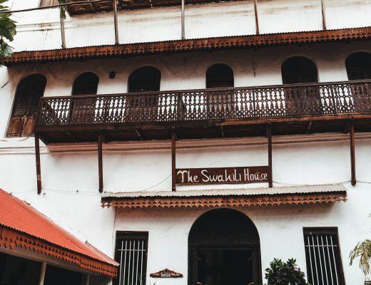 Swahili House in Zanzibar
