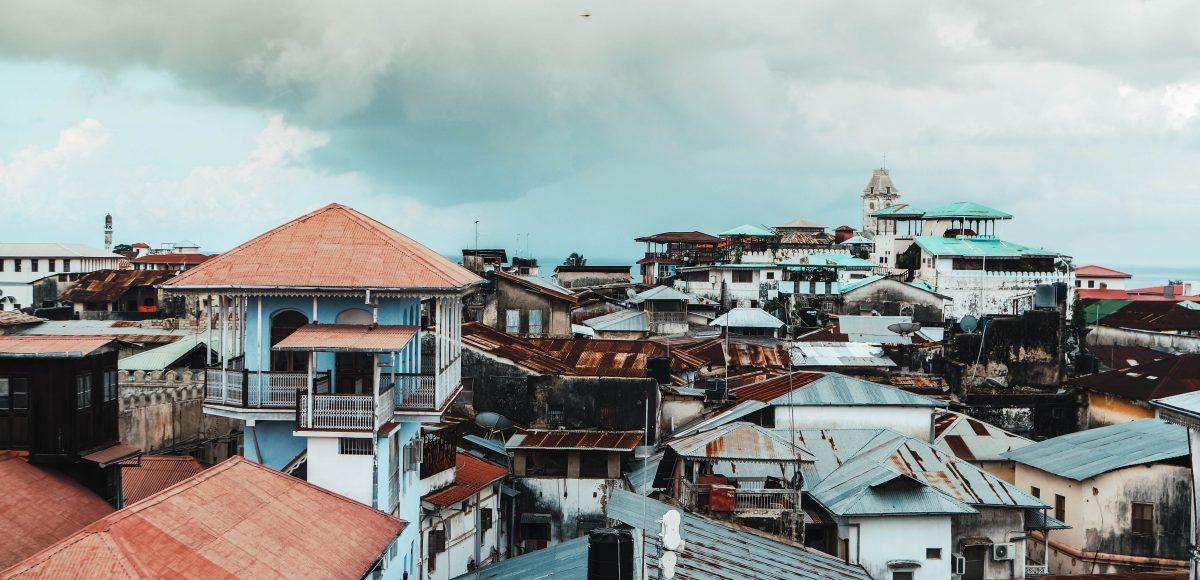 View from the Swahili House, Zanzibar