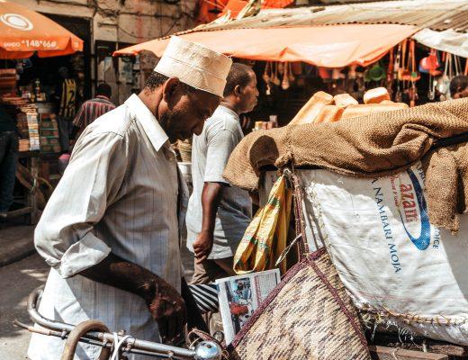 Darajani Market, Stonetown, Zanzibar