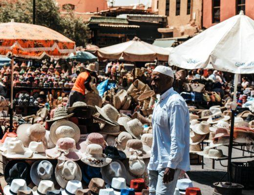 Market Square Marrakech