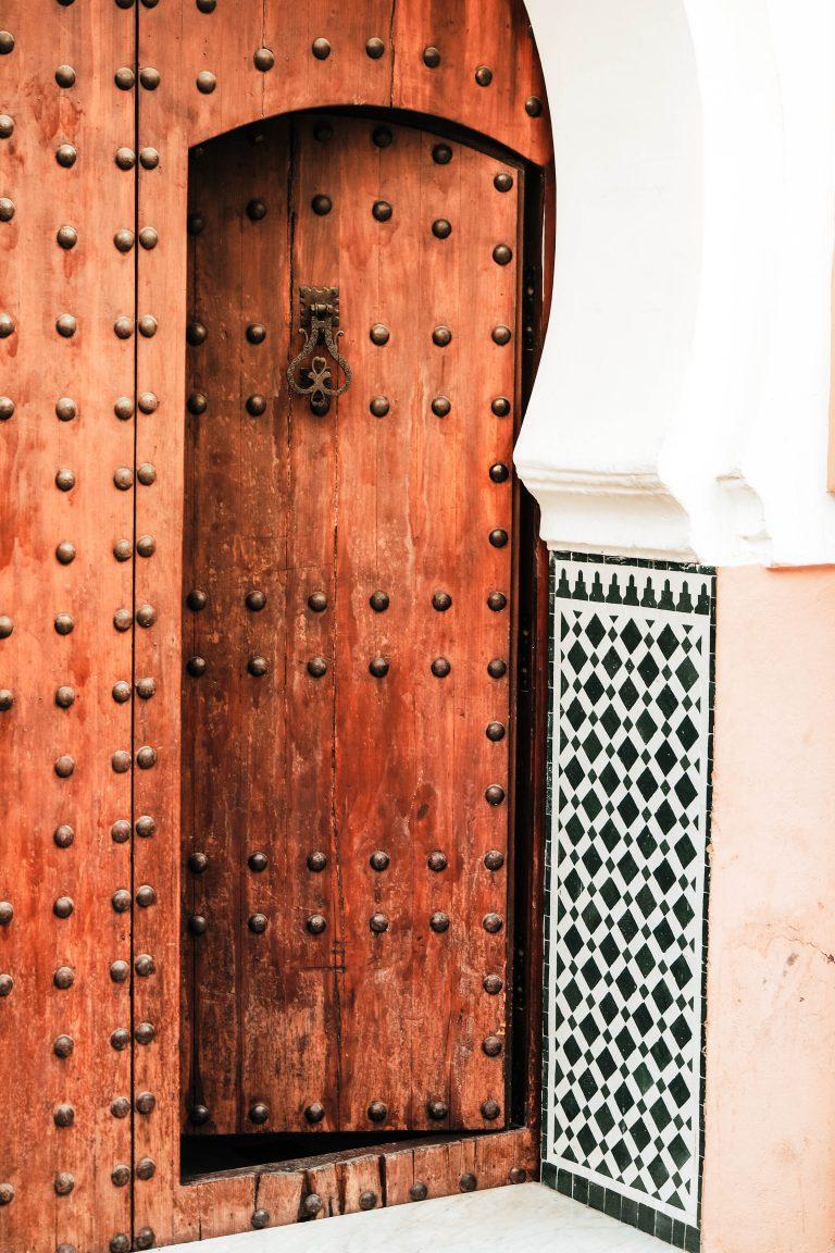 Doors in photo