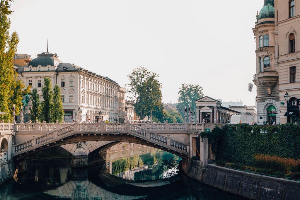 Ljubljana City Views