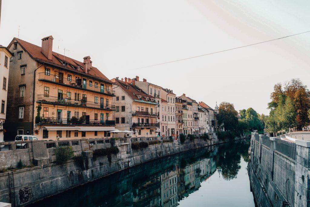 Ljubljana City Canals