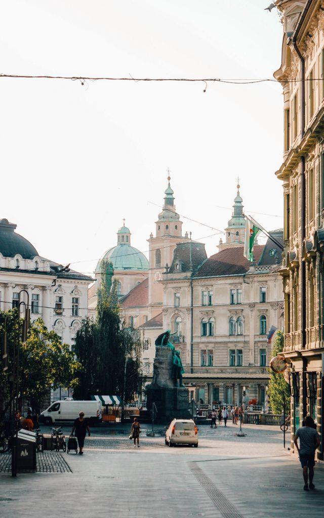 Ljubljana City Guide, Slovenia