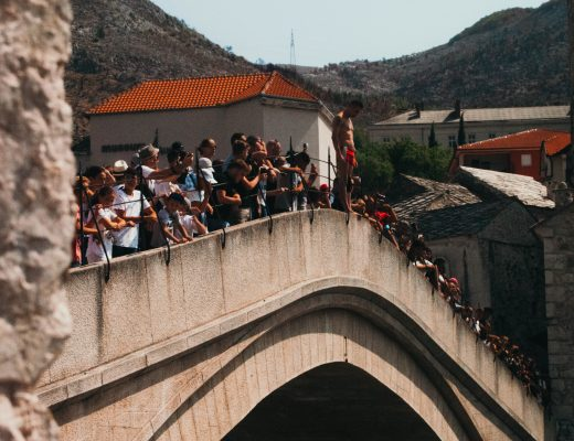 Stari Most, Mostar Bridge Jumping, Travel Guide
