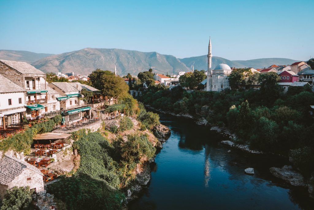 Mostar Bridge Views, Travel Guide