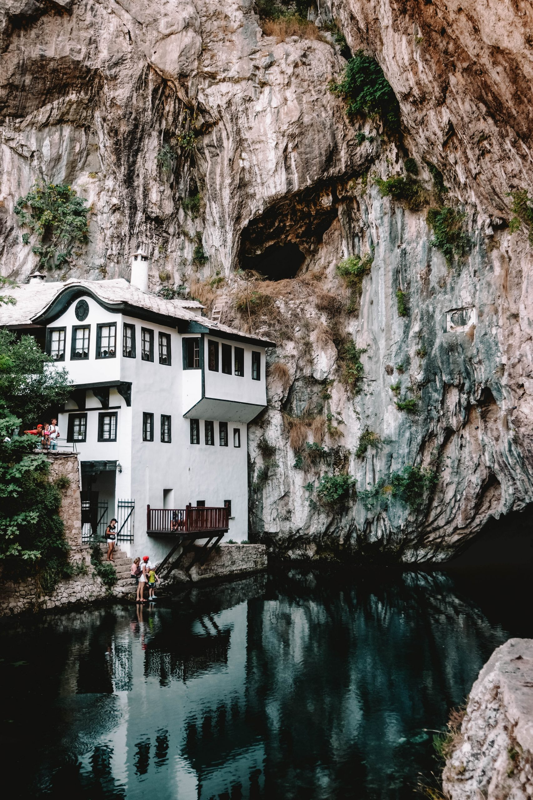 Blagaj, Guid to Mostar and around