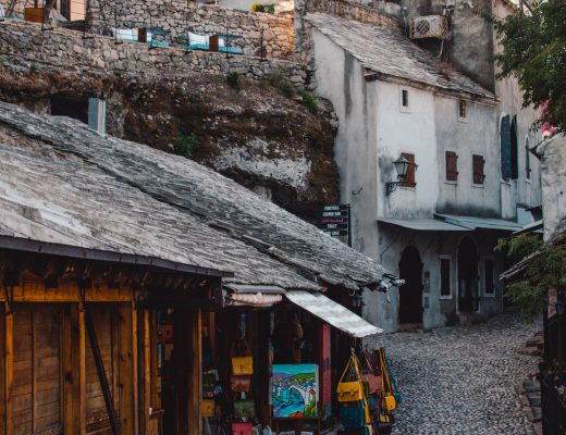 Mostar Old Town, Travel Guide