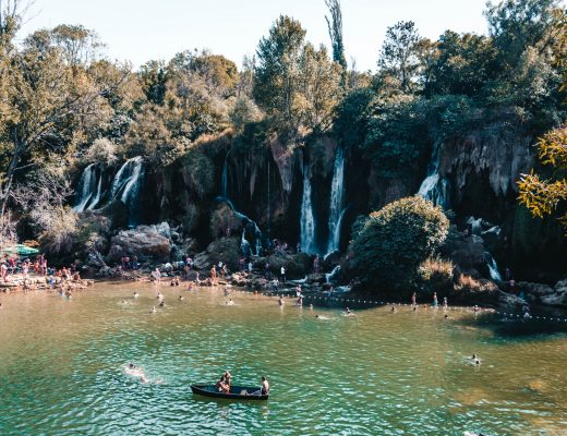 Kravice Waterfalls, Mostar and around, Travel Guide